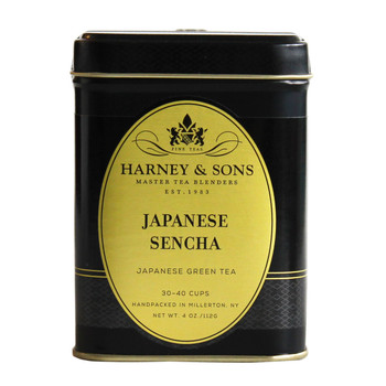 Harney & Sons call this tea Japanese Sencha because not all Sencha on the market is from Japan.