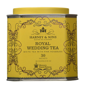 Harney & Sons Royal Wedding  Tea (30 Sachets)