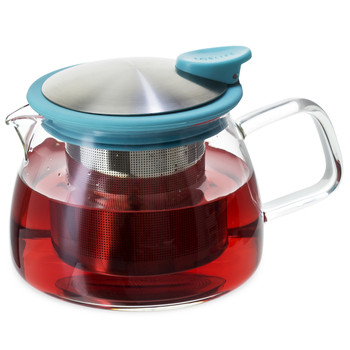 Bell Glass Teapot with Infuser (14 oz)