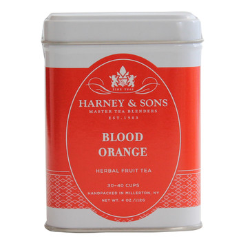 Harney & Sons Blood Orange Herbal Fruit Tea 4oz