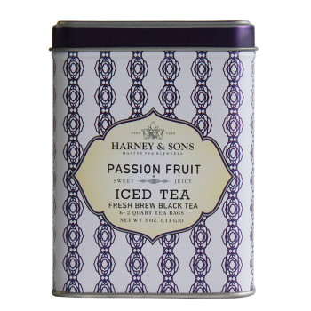 Harney & Sons Passion Fruit Fresh Brew Iced Tea