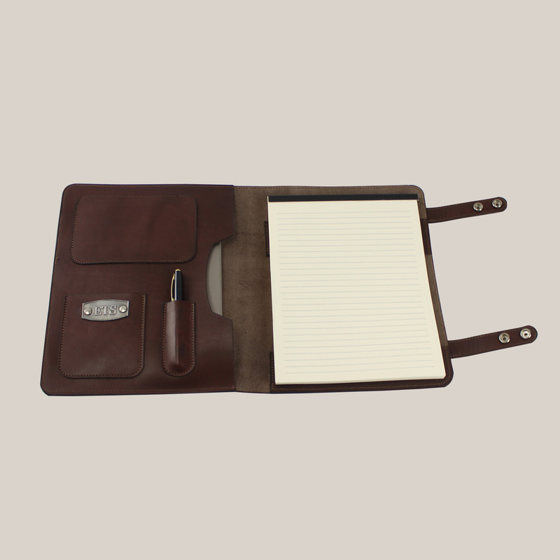Tech Leather Portfolio No. 3