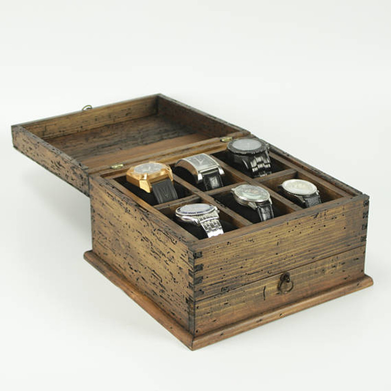 Watch Box with Drawer No. 6