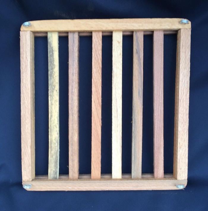 "Wood Raft 12"""