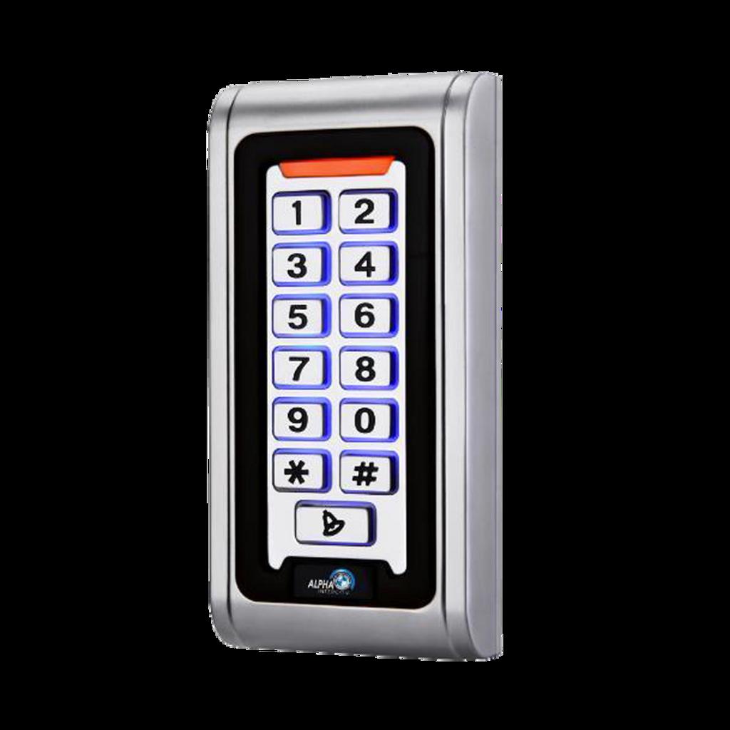 Access control IP68