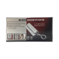 Kit Audio telephone Two Wires for villa