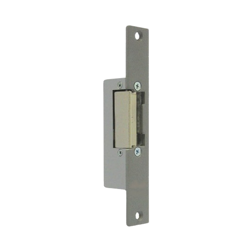 Electric lock for wood frame