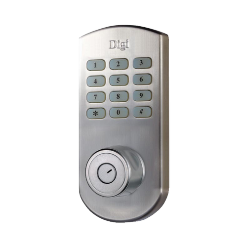 Electronic door lock