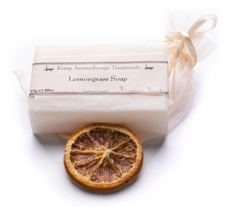 Lemongrass Organic Soap