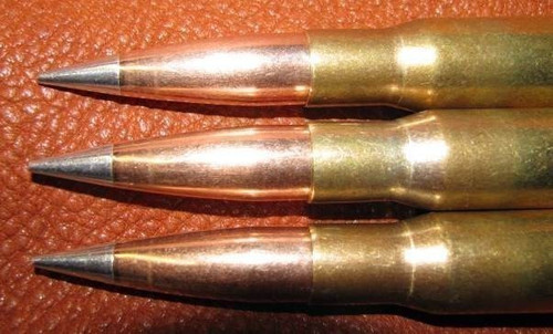 50 BMG Dummy Rounds 3 A-MAX  Dummies Cool Gift FREE Shipping