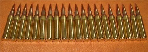 338 Lapua Magnum  250gr Sierra Match King New Lapua Brass Hodgdon Powder 40 Rounds