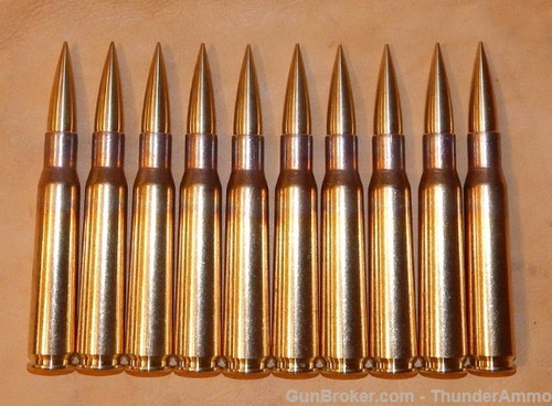 50 BMG  710 gr Match82 New CBC Brass 1000 Count FREE SHIPPING!