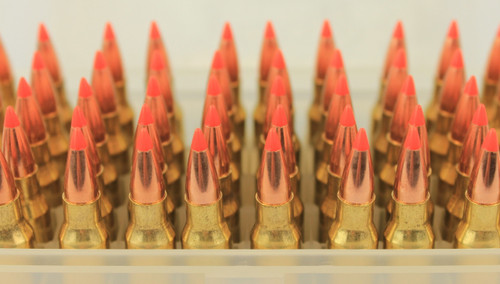 223 55gr V-Max New Winchester Brass Premium Ammunition 50 Rounds