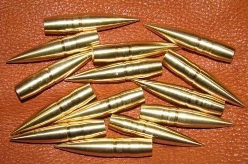 408 Solid Brass Bullets 400gr Extreme Range 100 Count