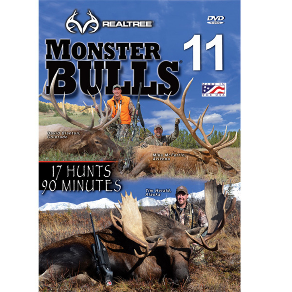 Monster Bulls 11 (2013) Front Cover Image
