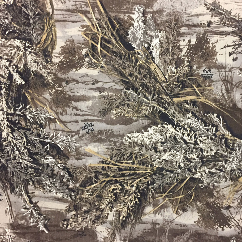 Realtree Cotton Camo Fabric
