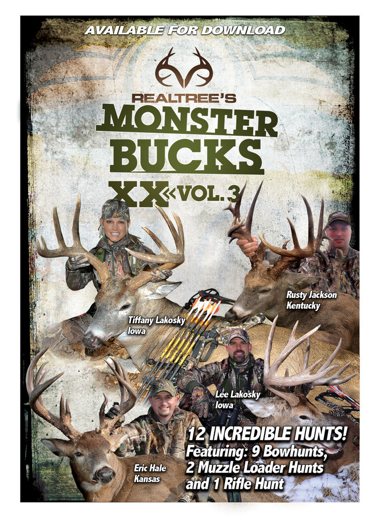 Monster Bucks XX, Volume 3 Download Image