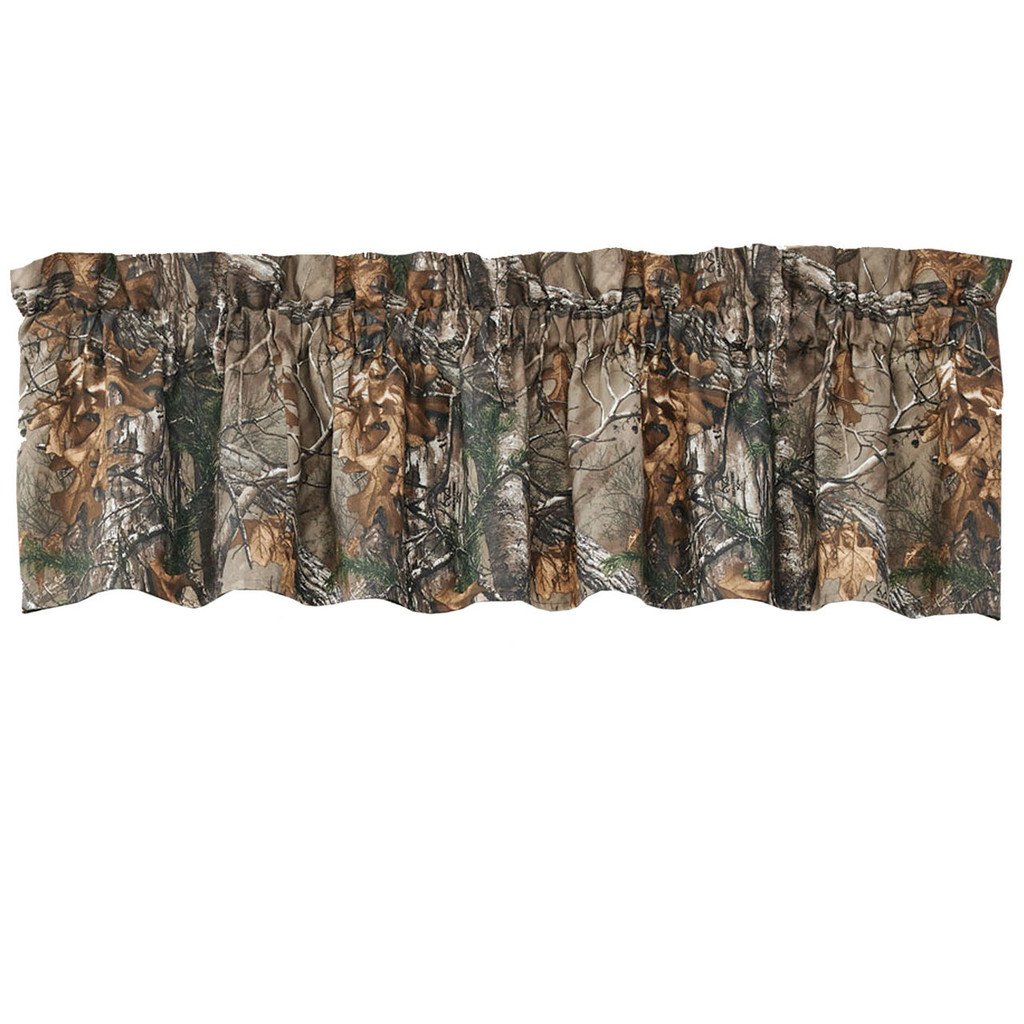 Realtree Camo Valances Realtree Window Treatments