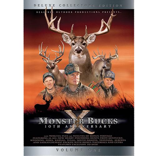 Monster Bucks X, Volume 1 Digital Download