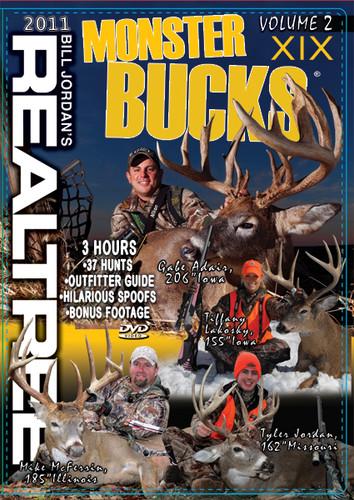 Monster Bucks XIX, Volume 2 (2011 Release)