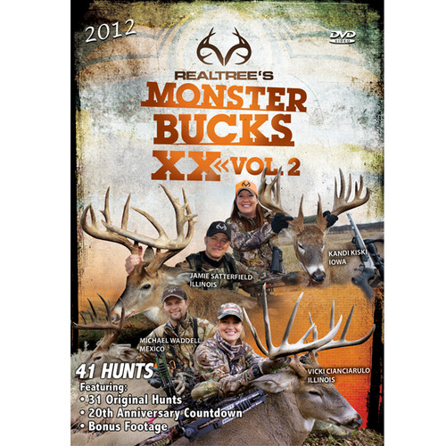 Monster Bucks XX, Volume 2