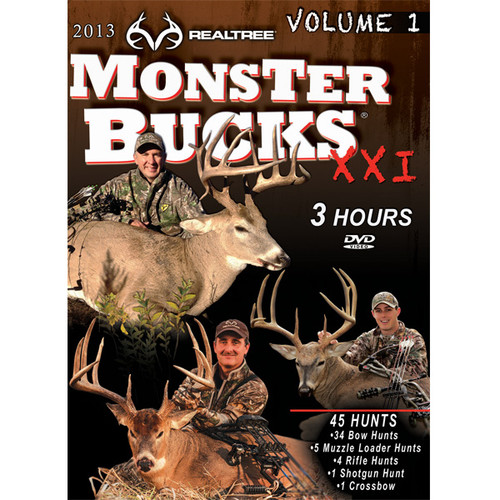 Monster Bucks XXI, Volume 1