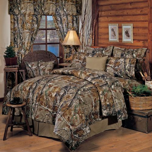 Realtree AP Camo Comforter Sets