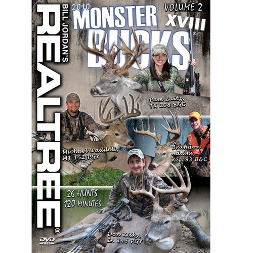Monster Bucks XVIII, Volume 2