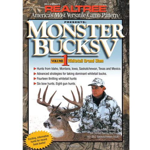 Monster Bucks V, Volume 1 Whitetail Grand Slam Digital Download
