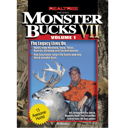Digital Download Monster Bucks VII, Volume 1