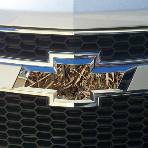 Realtree Auto Emblem Skin Decal