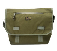 Messenger Bag - Olive Drab - Front
