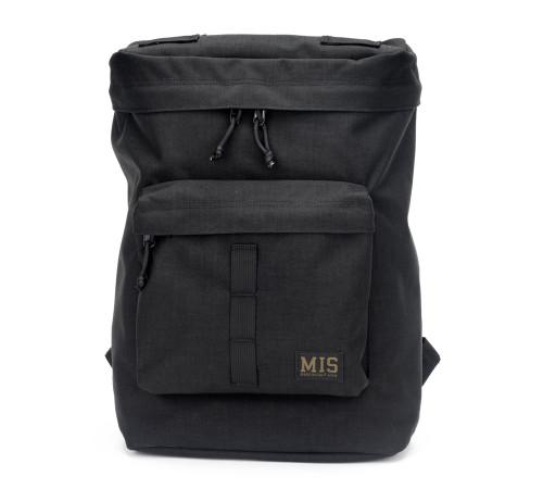 Backpack - Black - Front