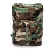 Backpack - Woodland Camo - Front