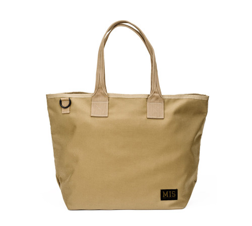 Tote Bag - Coyote Tan - Front