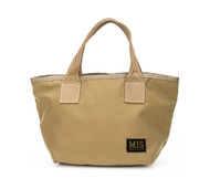 Mini Tote Bag - Coyote Tan