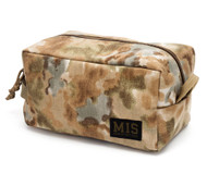 Mesh Toiletry Bag - Covert Desert - Front