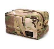 Mesh Toiletry Bag - Multi Cam - Front