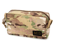 Slim Mesh Toiletry Bag - Multi Cam - Front
