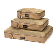 Organizer Set - Coyote Brown - Front