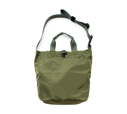 2Way Shoulder Bag - Olive Drab - Front