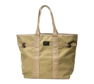 Multi Tote Bag - Coyote Tan - Front