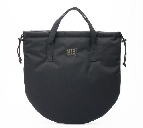 UK Helmet Bag - Black - Front
