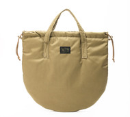 UK Helmet Bag - Coyote Tan - Front