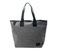 Tote Bag - Denim Grey - Front