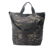 Carrying Bag - Black Multi Cam Cordura - Front