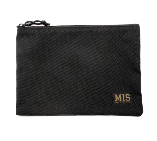 Tool Pouch M - Black - Front