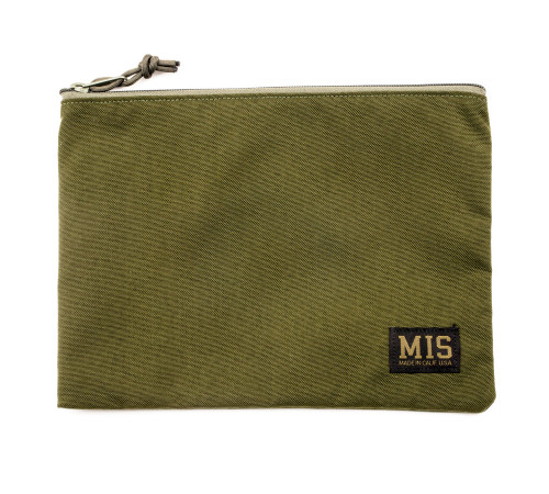 Tool Pouch M - Olive Drab - Front
