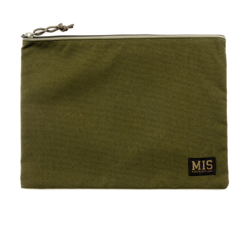 Tool Pouch L - Olive Drab - Front
