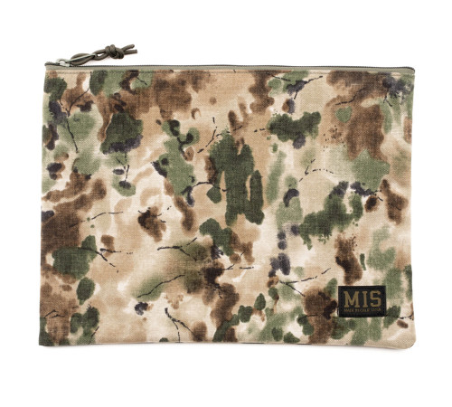 Tool Pouch L - Covert Woodland - Front